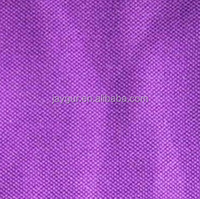 Double yarn single pique fabric for Polo shirt