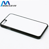 Model Apple iPhones 2D sublimation blank phone case and heat transfer phone cover for protecting the phone