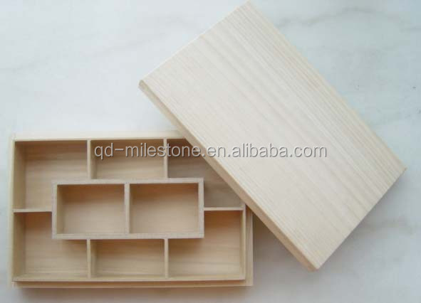 Chinese wooden tea box