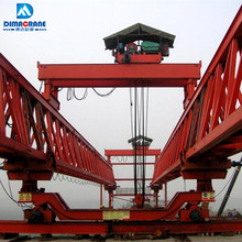 50-300t highway bridging machine bridge beam launcher crane price for sale