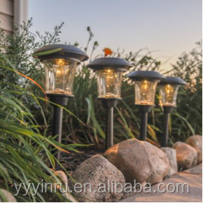 YINRU-Direct Manufacturer led garden path solar light