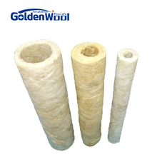 Basalt Rock Wool Pipe Quilt Insulation Prices for Metal Building Materials