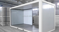 20ft Foldable medical system container office,medical container house,contianer house 20 feet