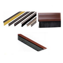 Door Seal Brush/ Single Door Bottom Brush Sweep