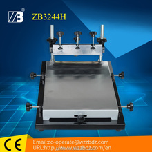 automatic manual silk screen printing machine solder paste screen printer