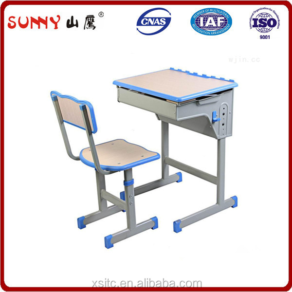 cool school furniture wooden and steel chair designs