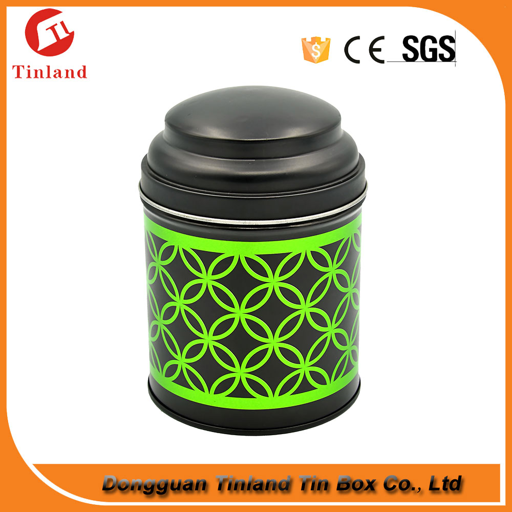 Malaysia Tea Tin Can Round Manufacturer Factory