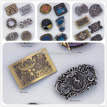 Alibaba china hot sale zinc alloy fashion bag buckle