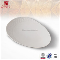 Pottery For Art Craft Egg Plate Tableware