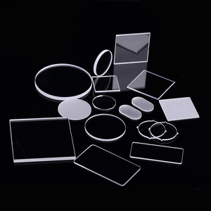 High Purity Optical Window Quartz Glass Plate