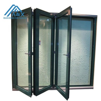 Interior/Exterior Aluminium Casement Folding Patio Door