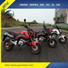 110km/h high speed gasoline racing motorcycle 150cc for adults