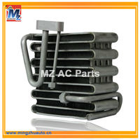 Automotive Universal serpentine evaporator for AC components