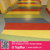 Colorful Environment Potective Rubber Flooring