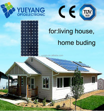Indoor or Outdoor On grid backup Price Solar power system,Solar energy system,solar home system 10000 w