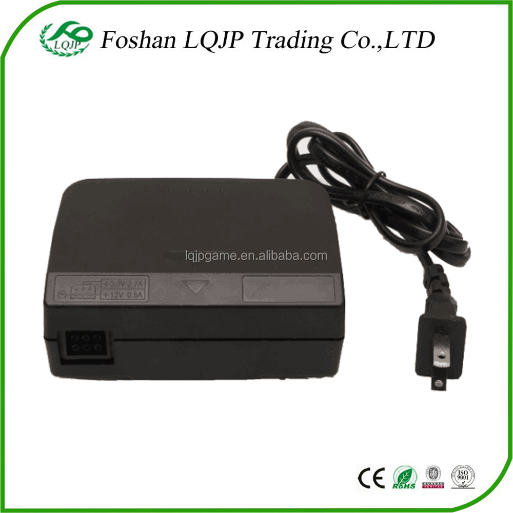 Replacement Ac Power Adapter for N64 Nintendo 64 System AC Power Adapter