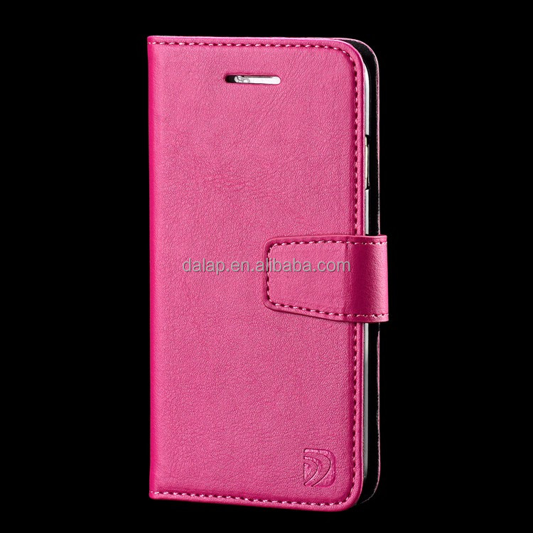 supplier for iphone 7 flip case with card slot