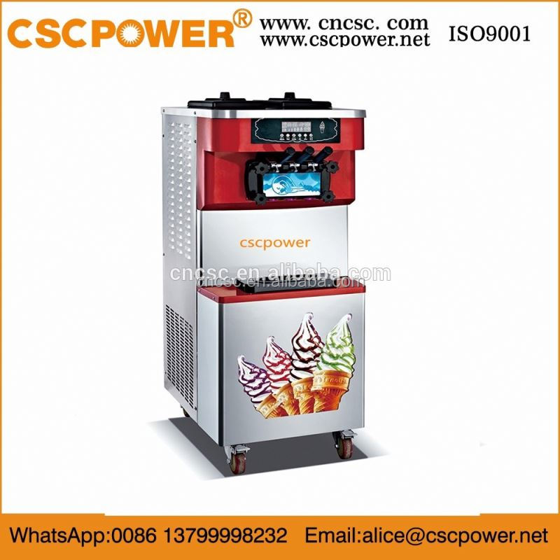store used soft ice cream machine