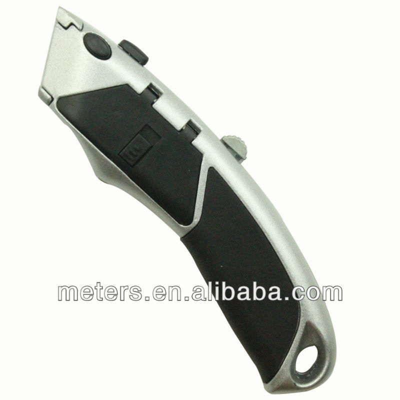Auto Load Heavy Duty Safety Utility Knife