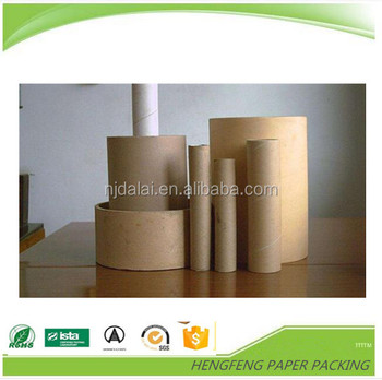 Nail arts design paper mailling tube for chirstmas packing