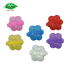 Yip Sing Most Hotsale Types of Flower Fancy Plastic girls plastic barrettes