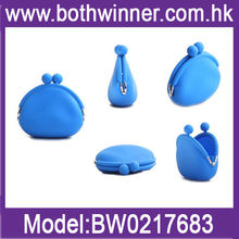 Waterproof silicone key bag