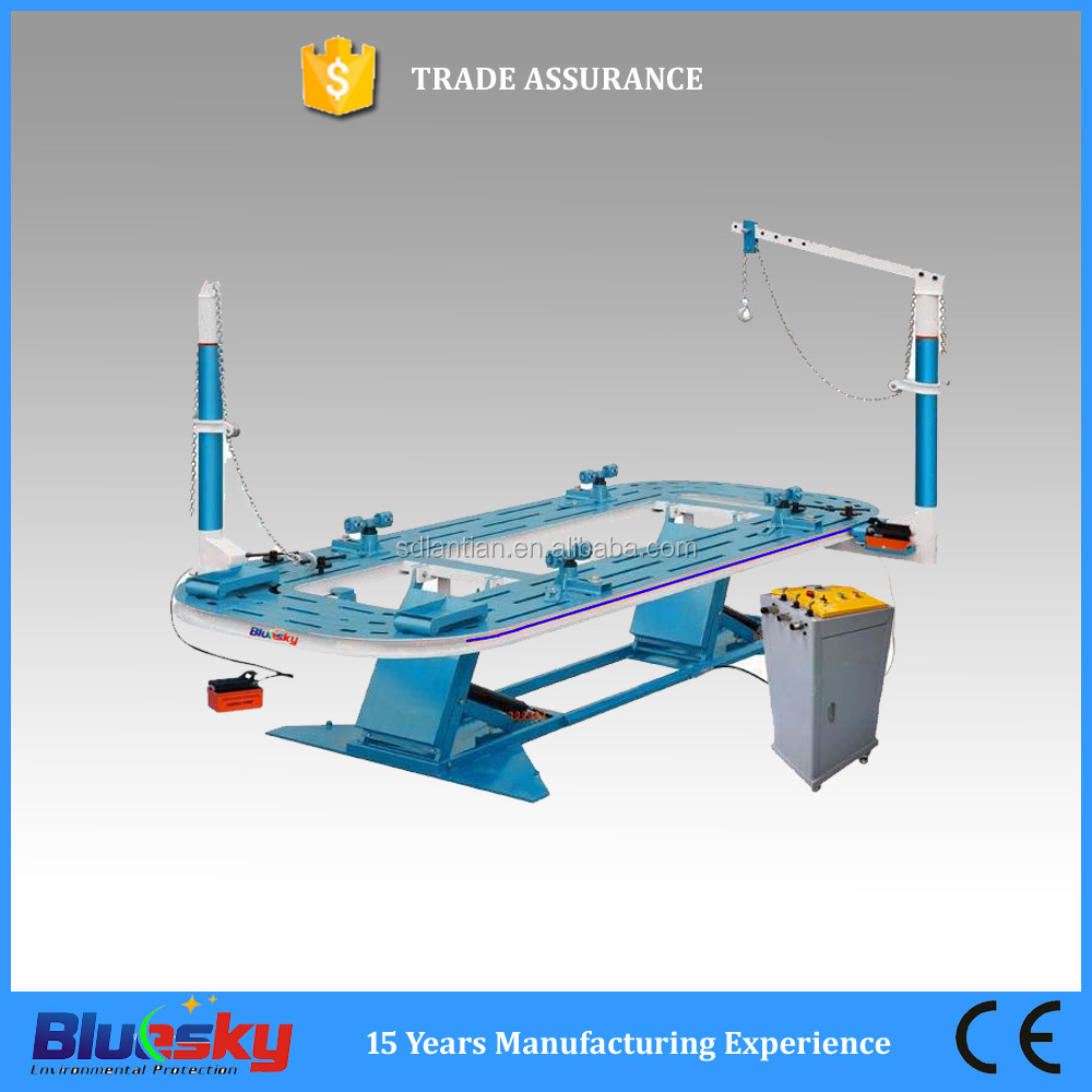 2015 alibaba express frame machine /car alignment machine/dent puller body repair