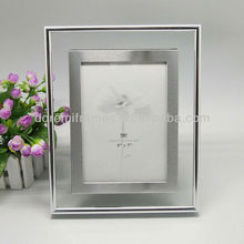 imikimi glass photo frame with flowerpot photo