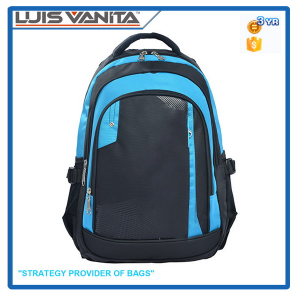 Blue Durable Childrens School Bags