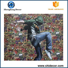 Special Design Wallpaper/brick 3d wallpaper in china import wall paper