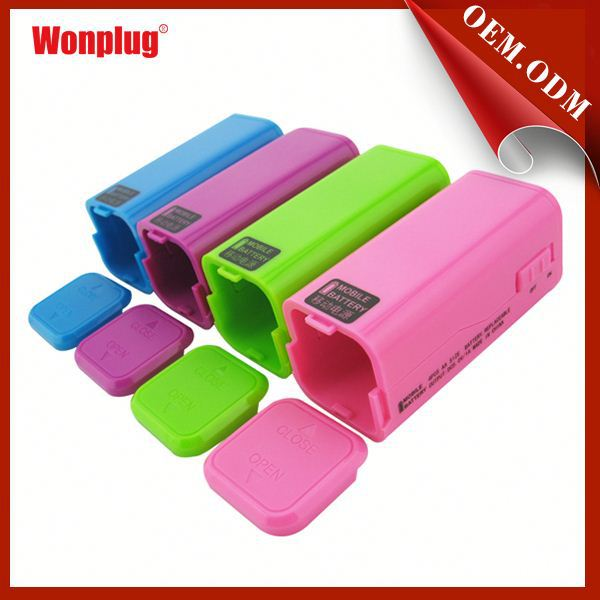 Wonplug easy carry universal mobile phone battery charger circuit