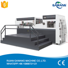 Automatic Die cutter and Creasing machine