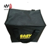 Hot product non woven bottle holder cooler bags with zipper