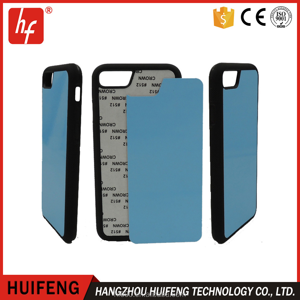 2D Sublimation phone case,PC material low price cover for iphone/samsung/huawei etc