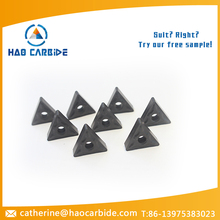 Tungsten carbide Indexable insert milling inserts