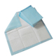 disposable underpad with bed pad sheet for hospital soft dry surface under pads with your brand design package made in china