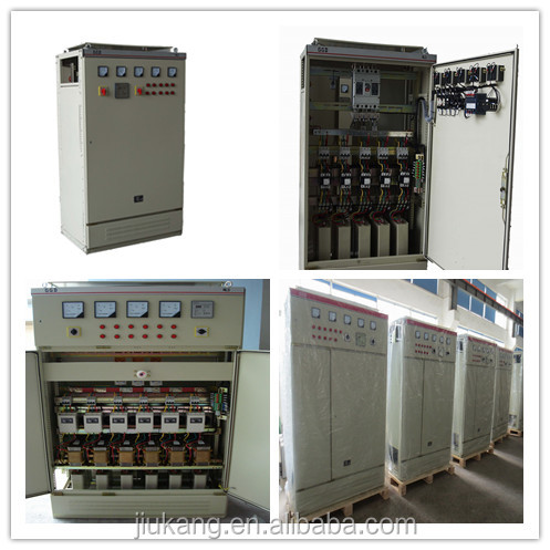JK Expert in filter harmonic capacitor bank convenient dynamic reactive power compensation power capacitor in capacitors
