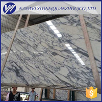 Own Factory home marble floor design A Big Slab snow White Marble marble slabs For Floor Wall Tile