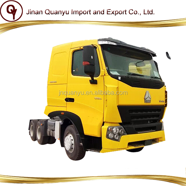 Sinotruk Howo 6x4 10wheeler Tractor Truck Low Price Sale