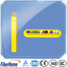 Free sample fiber optic flat coaxial ribbon cable