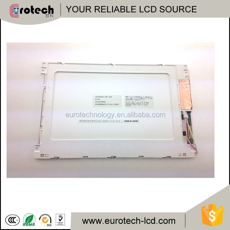 "8.4"" LCD display for Kyocera KHB084SV1AA-G83 LCD"