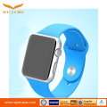 2017 New Design Smart Silicone Watch Band for iwatch sport