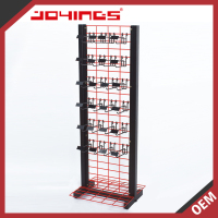 Double Sided Floor Standing Scissors Display Rack