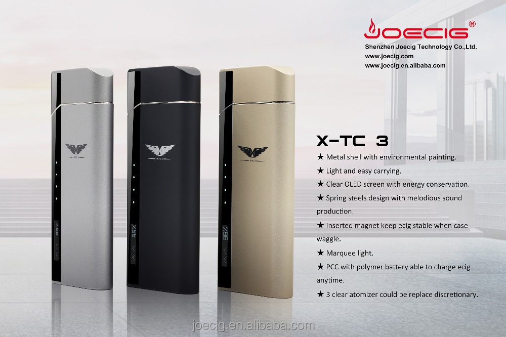 Exclusive supplier most popular in the USA e-cig pcc cases