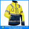 Wholesale mens working clothes reflective safety work jacket for man