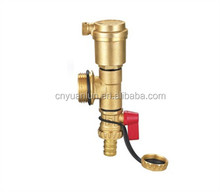 Brass automatic air vent valve