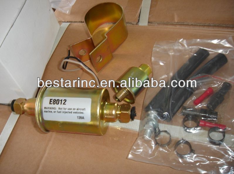 Hot sell! Fuel injection pump E8012S
