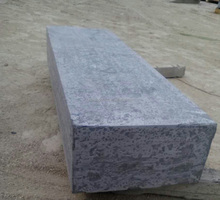 Factory supply Chinese blue limestone stairs 16x30x100cm