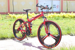 new arrival high quality land rover style folding bike/fashion mountain bicycle for men