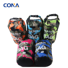Best Selling Ocean Pack Wading Waterproof Bag Drifting Bag Swimming Camouflage Water Beach Ocean Pack Dry Bag